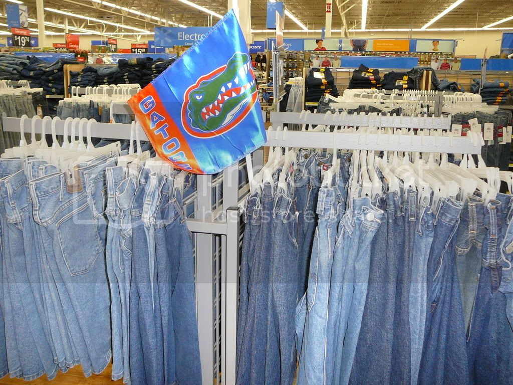 walmart gator jorts
