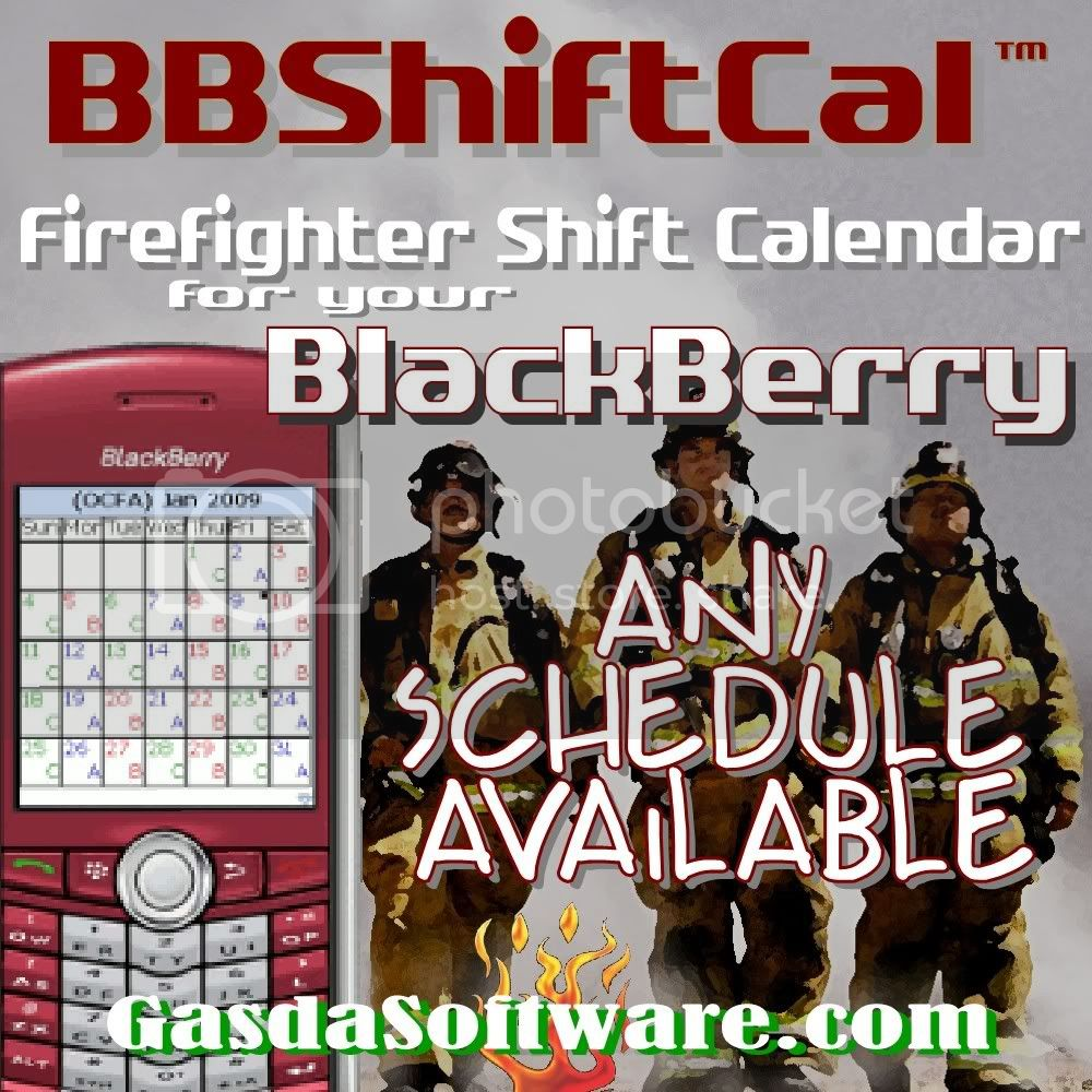 FF Shift Schedule