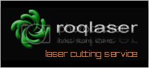 RoqLaser laser cutting service